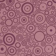 Stoff mit Kreisen